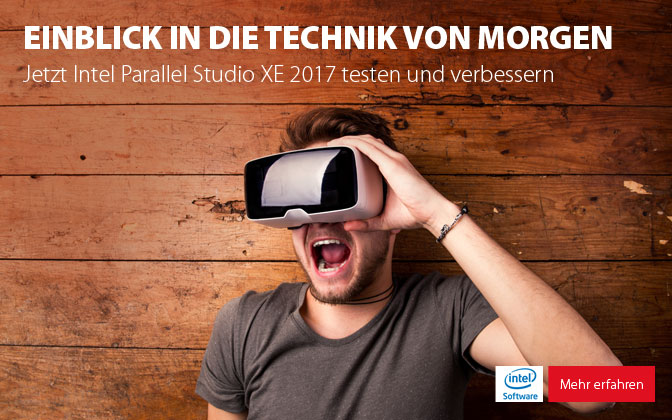 Intel Parallel Studio XE 2017 Beta